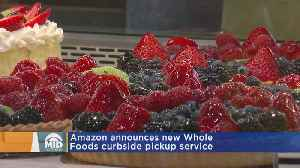 Amazon Prime Members To Get Curbside Pickup At Whole Foods [Video]