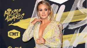 Carrie Underwood Announced Second Pregnancy on Social Media [Video]