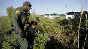 U.S.-Mexico Border Arrests Fall In July [Video]