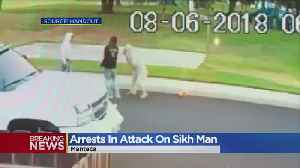 2 Teens Arrested In Attack Of Manteca Sikh Man [Video]