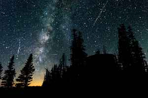 News video: The Perseid Meteor Shower Will Put on Quite the Show This Weekend