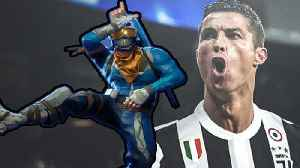 Cristiano Ronaldo TROLLED By Dybala & Costa With 'Take The L' Fortnite Dance [Video]