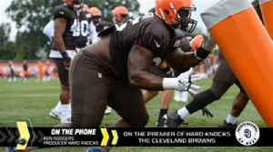 The Producer of Hard Knocks talks Cleveland Browns [Video]