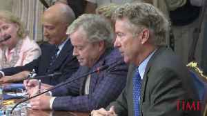 Sen. Rand Paul Meets Russian Delegation In Moscow [Video]