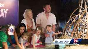 5 For Good: Cancer-stricken father gets trip with family in Boston [Video]