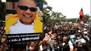 End of an era in south Indian politics with Karunanidhi's death [Video]