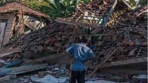 Indonesia's Lombok Hit By Major Tremor After Deadly Quake [Video]