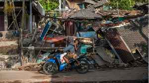 Aftershock Hits Indonesia, Death Toll At 259 [Video]