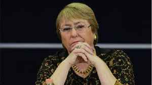 Chile's Bachelet Picked To Be The United Nation's New Human Rights Chief [Video]