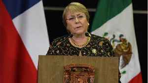 U.N. Selects Chile's Bachelet To Be Human Rights Chief [Video]