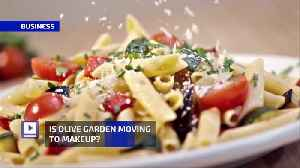 Is Olive Garden Moving to Makeup? [Video]