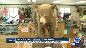 Colorado hunters frustrated with online license sales [Video]