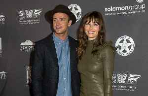 Justin Timberlake 'so in love' with Jessica Biel [Video]