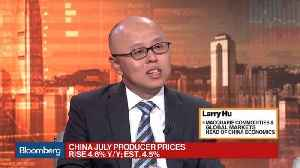 Macquarie's Hu See a Slowdown in China Growth in 2H [Video]