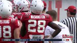 True Freshman Washington impressing early for the Huskers [Video]