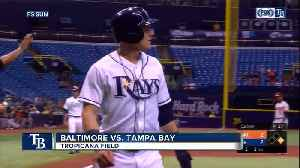 Baltimore Orioles beat Tampa Bay Rays 5-4 despite committing five errors [Video]