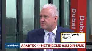 Arabtec CEO on Earnings, U.A.E Property, Regions for Growth [Video]
