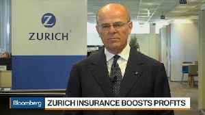 Won't Change Our Targets After 1H Results, Says Zurich CEO [Video]