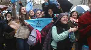 Argentina's Senate rejects contentious abortion bill [Video]