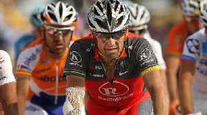 Lance Armstrong Heads to Hospital After Bloody Bike Crash on Colorado Trail [Video]