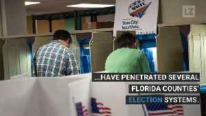 Senator Claims Russian Election Hacking in Florida [Video]
