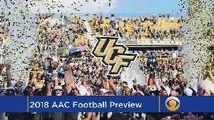 American Athletic Conference Football Preview [Video]