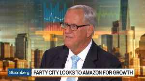 Party City CEO Looks to Amazon for Growth [Video]