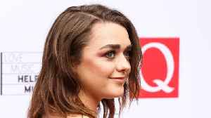Maisie Williams Reveals Which Prop She Took From GOT Set [Video]