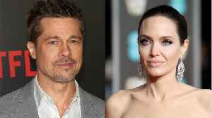 Angelina Jolie Doubled Down On Her Claim That Brad Pitt Has Not Paid Child Support [Video]