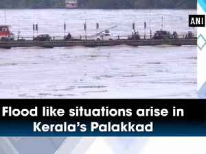 News video: Flood like situations arise in Kerala's Palakkad