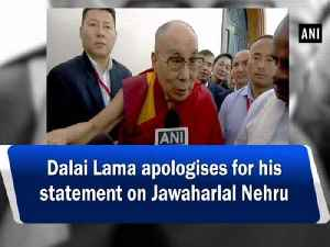 Dalai Lama apologises for his statement on Jawaharlal Nehru [Video]