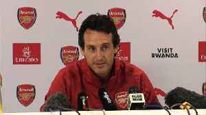 Emery says Arsenal excited and ambitious ahead of season opener [Video]