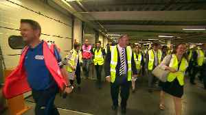 News video: Mike Ashley: The man who saved House of Fraser
