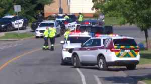 News video: Shooting in Canada leaves four people dead