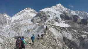 Mount Everest Has An Issue With Human Waste [Video]