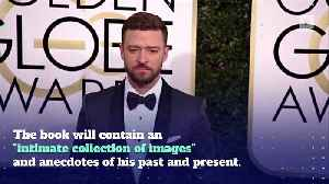 Justin Timberlake's New Book Cover Revealed [Video]