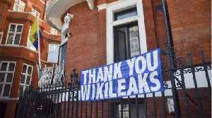 Wikileaks Served With DNC Lawsuit Via Twitter [Video]