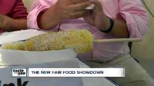 New Fair foods compete for top honors [Video]