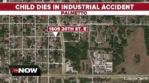 7-year-old killed after being struck by pallets that fell off truck in tragic accident in Palmetto [Video]