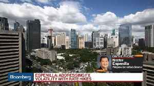 Won't Close Door to Further Action, Says Philippines Central Bank [Video]