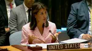 Nikki Haley At The United Nations Speaking Out On Yemen [Video]