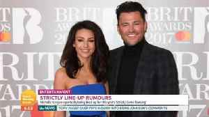 Mark Wright Denies Wife Michelle Keegan Has Signed Up For 'Strictly Come Dancing'