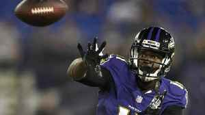 Ravens' Breshad Perriman is thankful to be playing [Video]