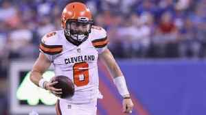 News video: Cris Carter evaluates Baker Mayfield's performance in Cleveland Browns preseason debut