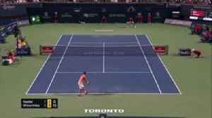 Wawrinka's wonderful winner [Video]