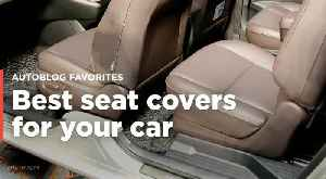 Best seat covers for your car [Video]