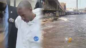 Father In NYPD Custody In Case Of Dead Baby Found Near River [Video]