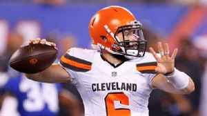 Colin Cowherd's 3 takeaways from Baker Mayfield's debut against the Giants [Video]