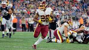 Derrius Guice tore ACL in preseason opener [Video]