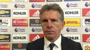 News video: Puel: We weren't clinical enough